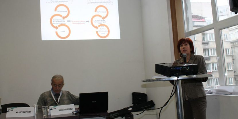 A picture from the conference