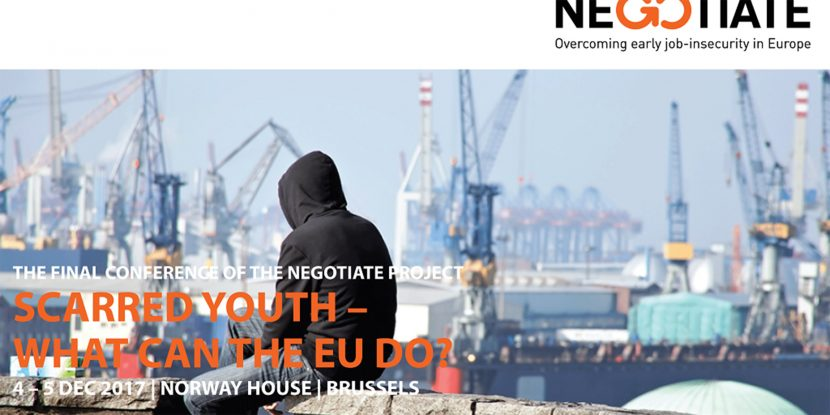 The header of the final Negotiate conference